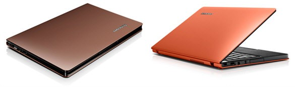 "IdeaPad U260: 12,5"" компьютер с монаршей отделкой от Lenovo"