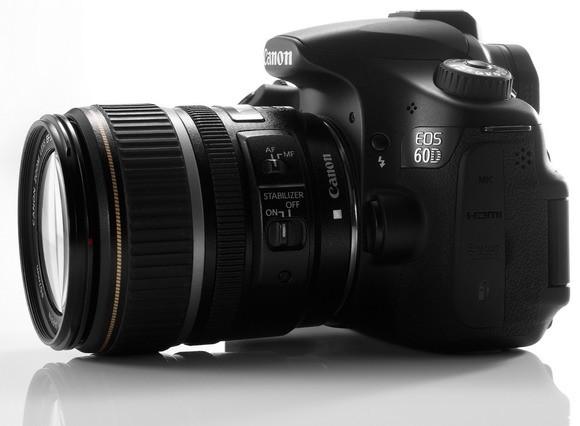 Canon обновила прошивку EOS 60D до версии 1.0.8