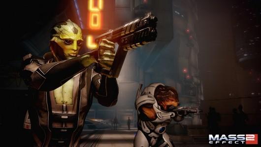 Mass Effect 2 для PS3 обретет двигатель от Mass effect 3