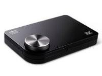 X-Fi Surround 5.1 Pro: наружные голосовые карты от Creative