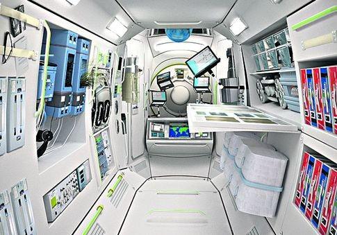 В 2020-м олигархи будут парить в Космос на уикенд (ФОТО)