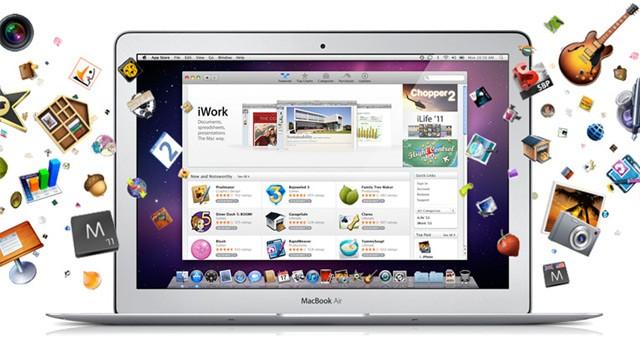 Онлайн-магазин Mac App Store раскрыт (ВИДЕО)