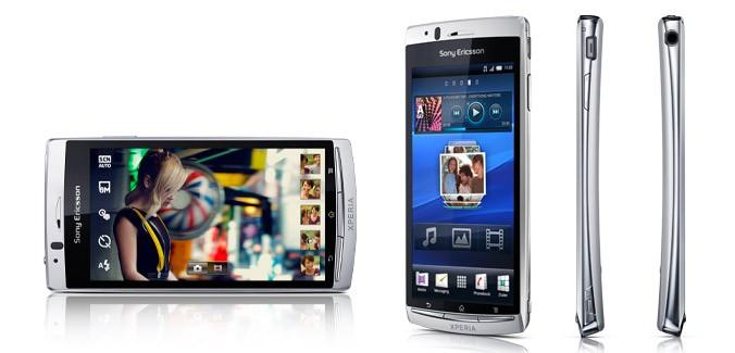 Xperia Arc: чудо-смартфон от Сони Эриксон (ВИДЕО)