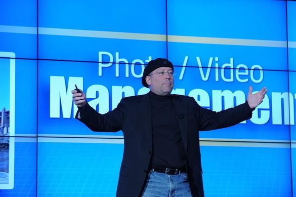 Intel продемонстрировала микропроцессоры Sandy Bridge