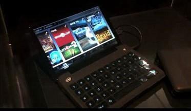 Switchblade: Образец миниатюрного игрового устройства