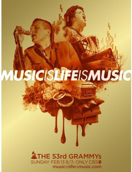 Arcade Fire выступят на процедуры награждения Grammy 2011