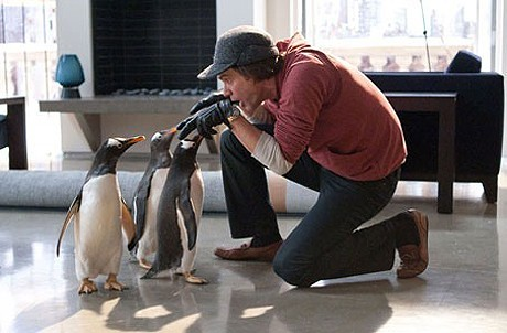 «Пингвины мистера Поппера»: Первый взгляд на свежее кино