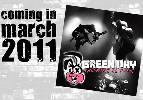 Green Day показали треклист нового концертника