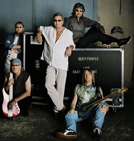 Билеты на вечер Deep Purple в Киеве уже продается