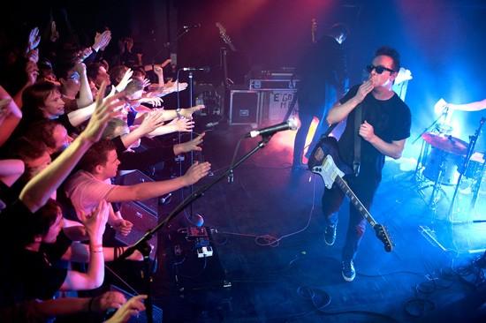 Glasvegas выпустят 2-й альбом 16 февраля