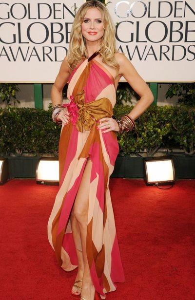 Самые лучшие платья Золотого Глобуса (ФОТО)