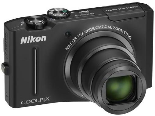 CoolPix С8100: камера с скоростной съемкой и 10х зумом