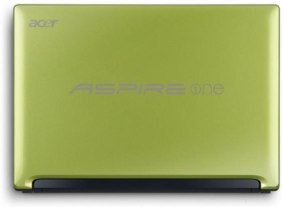 Aspire One 522: ноутбук на супер-платформе AMD Brazos от Acer