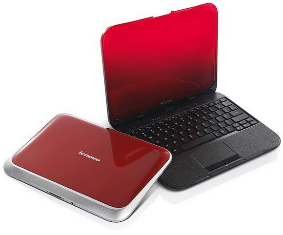 LePad и IdeaPad U1: multi-touch микропланшеты от Lenovo
