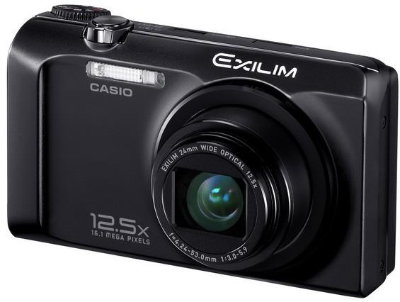 EX-H30: мини-камера с 12,5х зрительным зумом от Casio