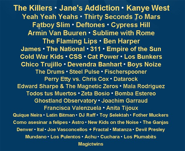 30 Seconds to Mars выступят на фесте Lollapalooza