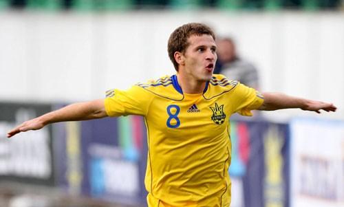 Иван Худобяк - самый лучший нападающий хавбек 2010 года
