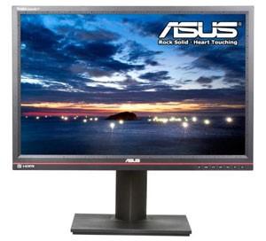 ASUS продемонстрировал IPS-монитор с балансом сторон 16:10 ФОТО
