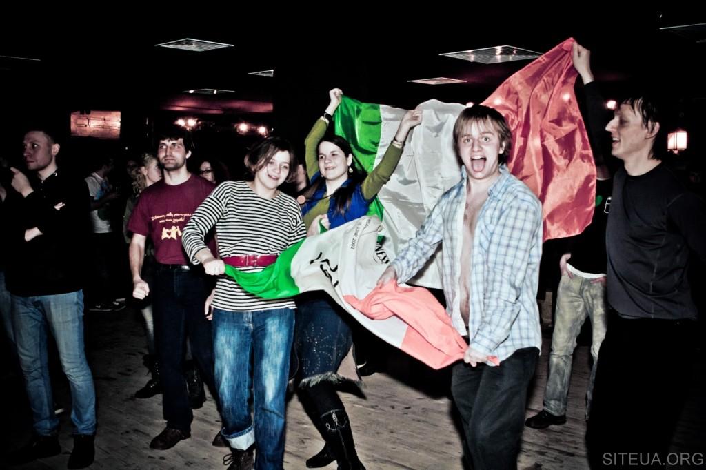 В Киеве прошел ирландский пир IRISH BROTHERHOOD FEST