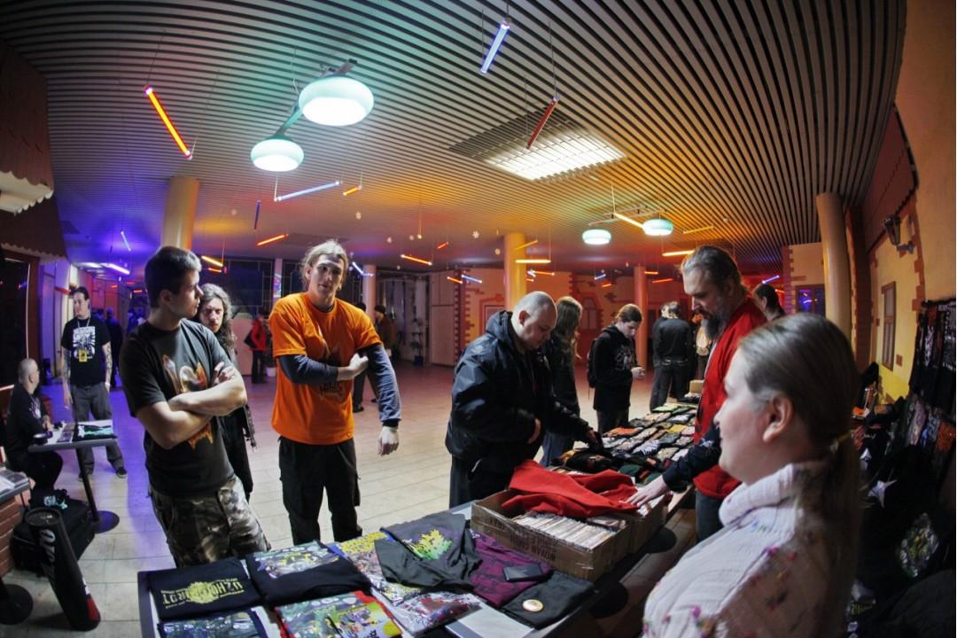 В Киеве прошел интернациональный пир KIEV Соник MASSACRE 2