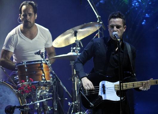 Участник The Killers Ронни Ваннуччи-мл. делает собственный проект