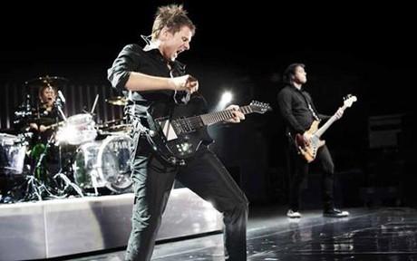 Провозглашаем компоненты выступления Muse в Киеве