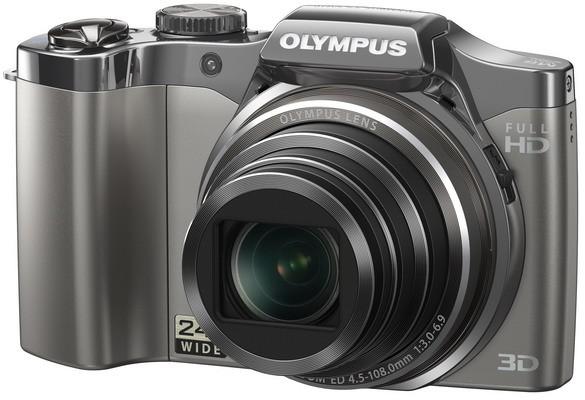SZ-30MR: одновременная 16 Мп видео и фотографирование