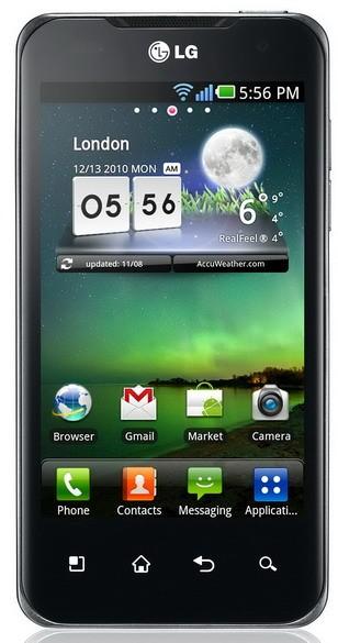 «ЭлДжи» Оптимус 2X: 2-ядерный телефон уже продается