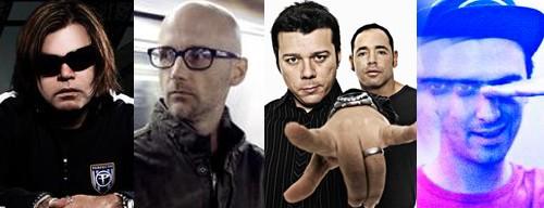 Moby, Paul Oakenfold и прочие готовят ремиксы на Daft Punk