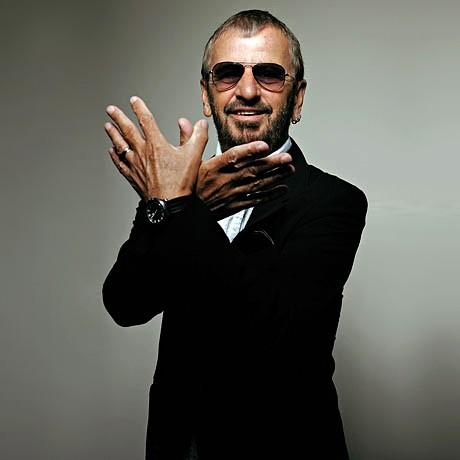 В Киев едет Ringo Starr