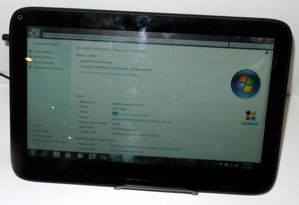 CeBIT 2011: свежие технологии для работы и развлечения (ФОТО)