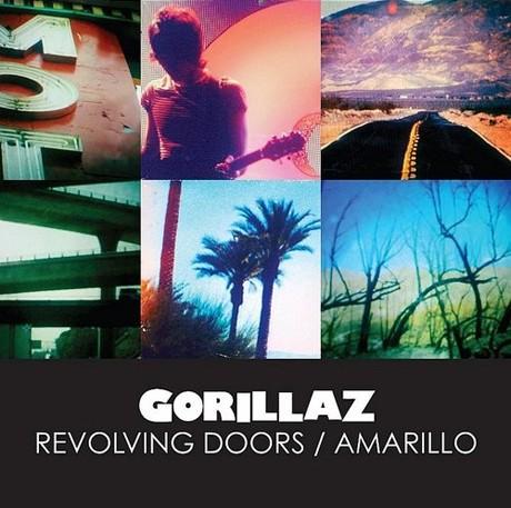 Gorillaz выпустят альбом «The Fall» на СD и виниле