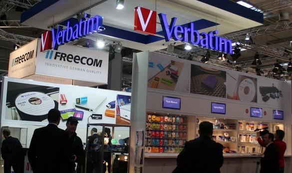 CeBIT 2011: Verbatim продемонстрировала решения для сбережения данных