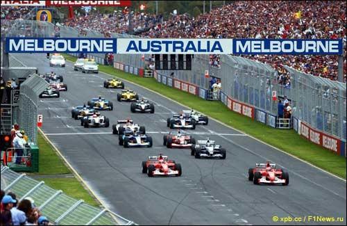 Знаменательное превью Гран При Австралии (ФОТО)