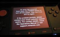 Обладатели 3DS испуганы массовым «Черным дисплеем смерти»