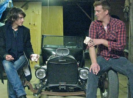 Josh Homme из QOTSA спел в новой песне Arctic Monkeys