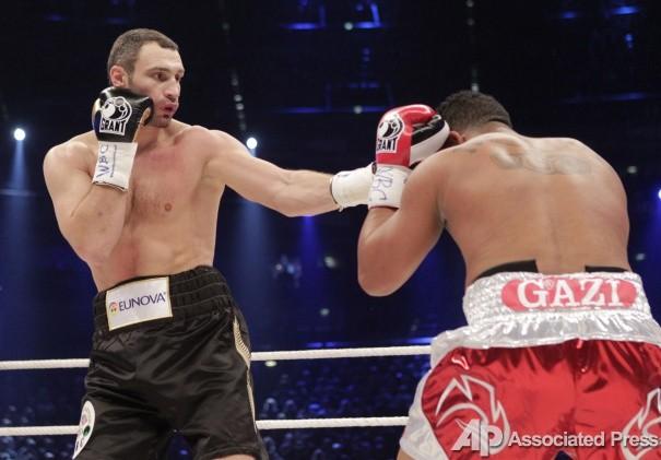 Солис требует боя-реванша с В. Кличко (ФОТО)