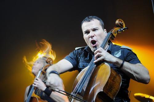 Apocalyptica возвращается в Киев