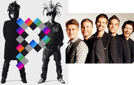 Pet Shop Boys выступят на разогреве у Take That