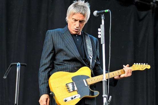 Paul Weller окончил запись новой пластинки