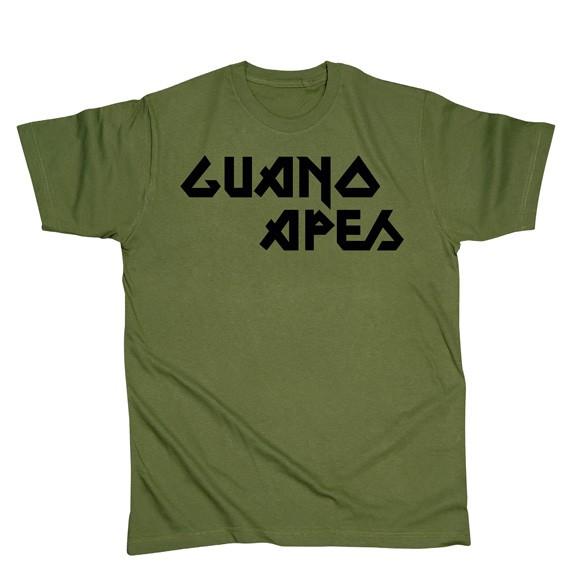Раскрыт фициальный заказ мерча Guano Apes в Киеве (ФОТО)