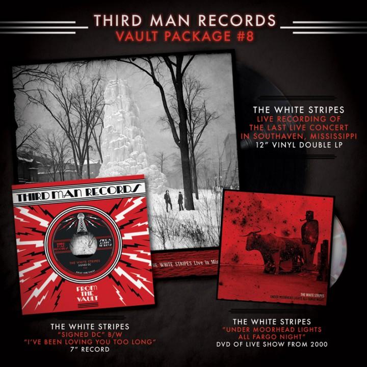 The White Stripes выпустят необычные песни и последнее шоу
