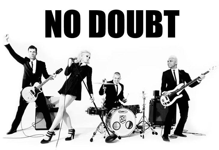 No Doubt воодушевляются Depeche Mode и The Cure