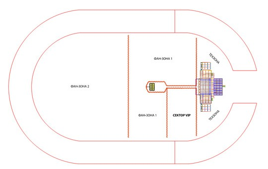 Реализация билетов на пир Stare Misto