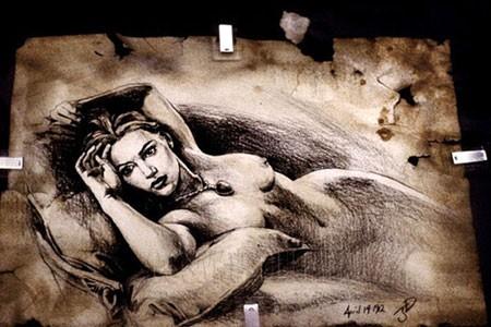 Портрет нагою Кейт Уинслет приобрели за 11 миллионов euro