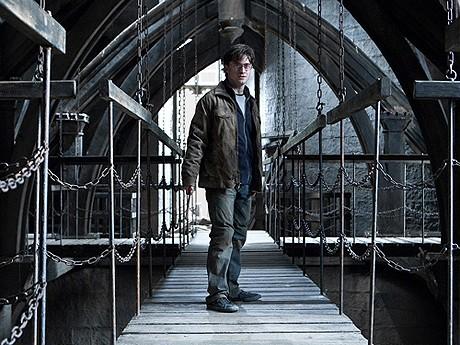 Публикуем кадры заключительной части «Гарри Поттера» (ФОТО)