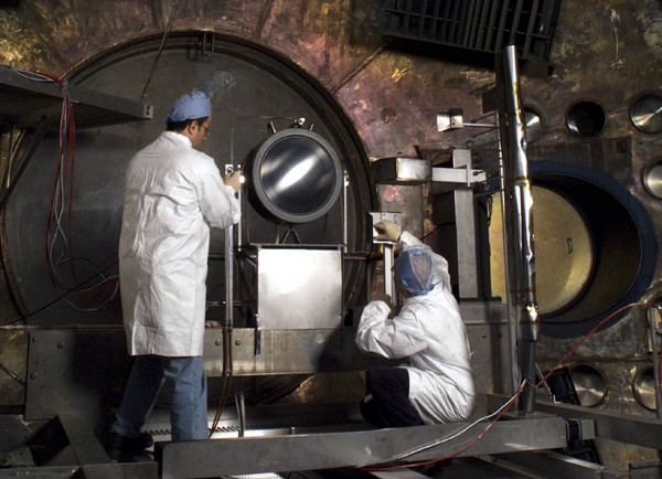 Свежий гетерополярный мотор для полётов в космос готов