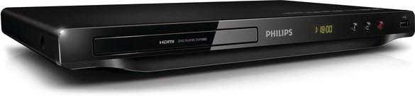 DVD-проигрыватели Philips - чёткое изображение + аккуратный звук