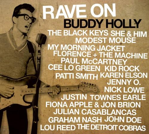 Paul McCartney и прочие вписали каверы на Buddy Holly