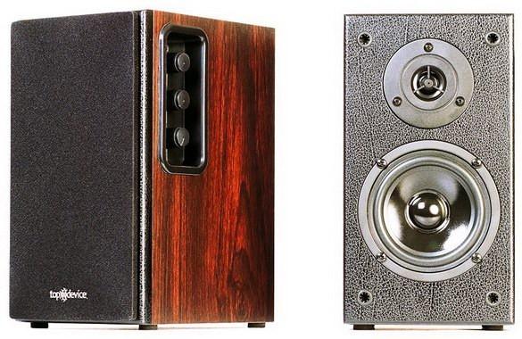 TDS-500: солидная акустика среднего класса от TopDevice